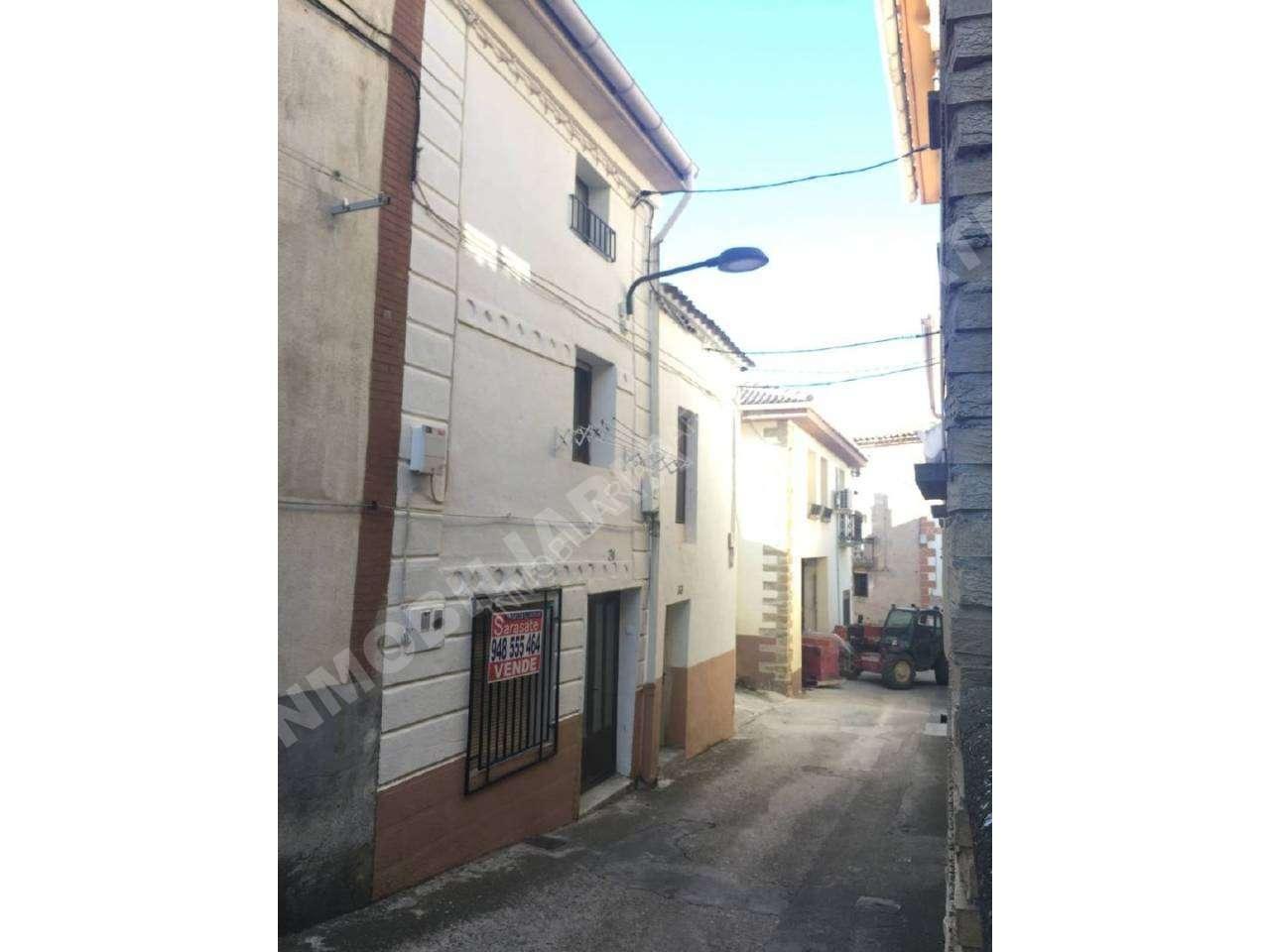 VENTA DE CASA EN C/ GARCHENA, OTEIZA – OTEITZA | REF. (000320)