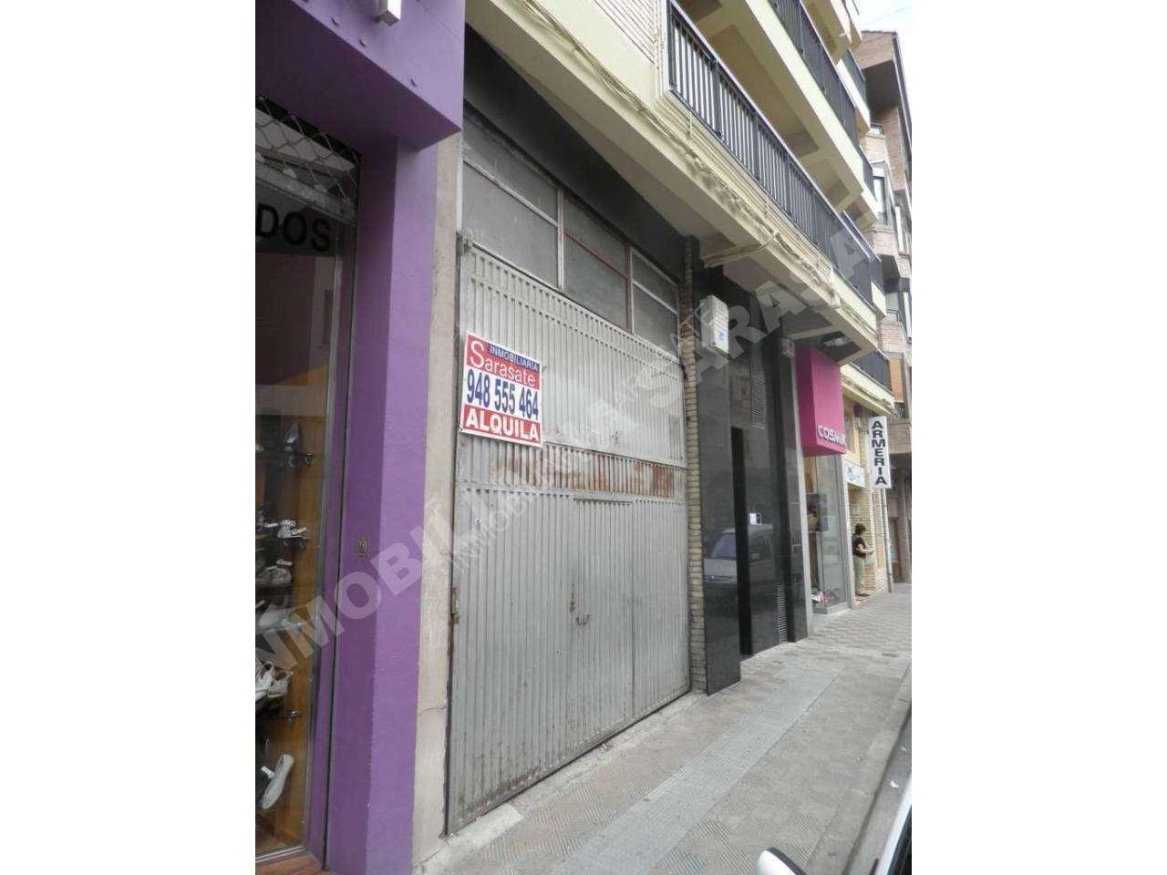 ALQUILER DE LOCAL COMERCIAL EN CALLE GARCIA EL RESTAURAD, ESTELLA-LIZARRA | REF. (000380)