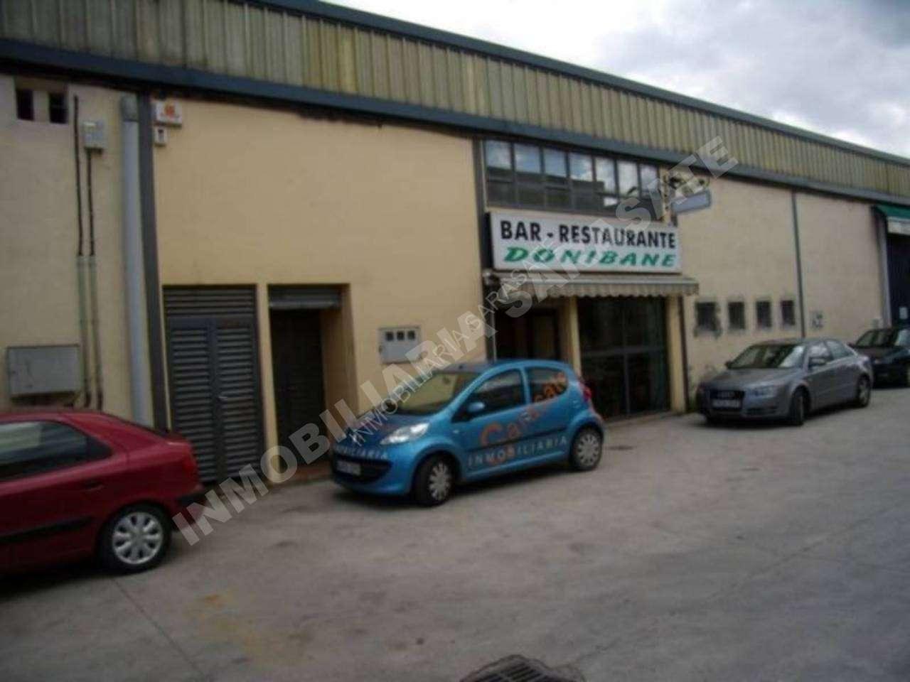VENTA DE NAVE INDUSTRIAL EN C/ CARRETERA TAFALLA, VILLATUERTA | REF. (000409)