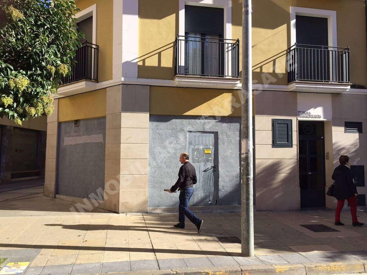 ALQUILER DE LOCAL COMERCIAL EN CALLE PASEO INMACULADA, ESTELLA-LIZARRA | REF. (000504)