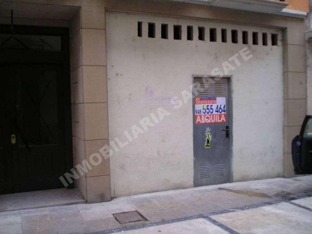 ALQUILER DE LOCAL EN CALLE CARPINTERíA, ESTELLA-LIZARRA | REF. (000696)