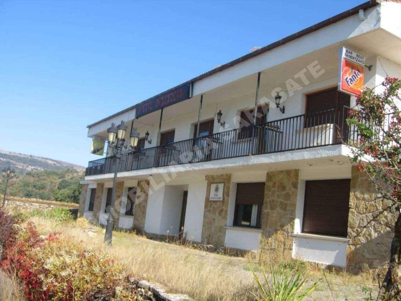 VENTA DE HOTEL EN CRTRA. ESTELLA-SAN SEBASTIAN, LEZAUN | REF. (001278)