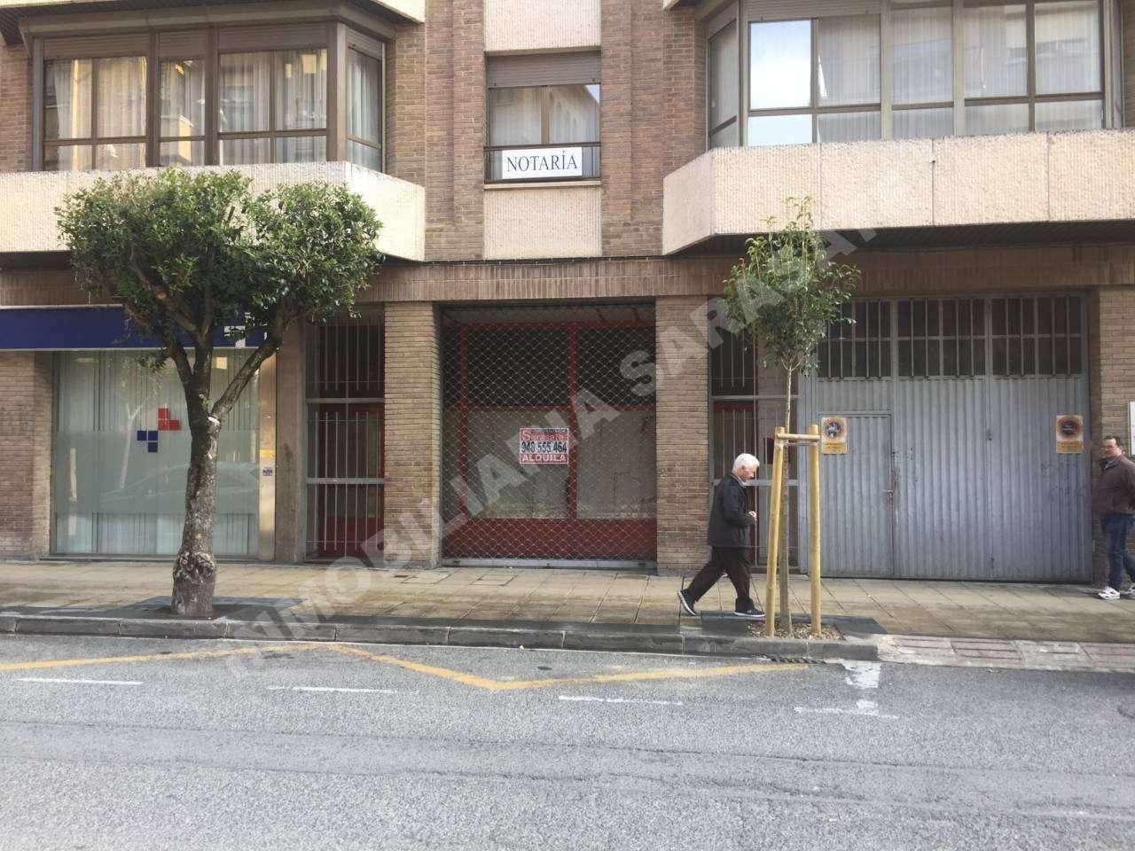 ALQUILER DE LOCAL EN PSEO. INMACULADA, ESTELLA-LIZARRA | REF. (002863)