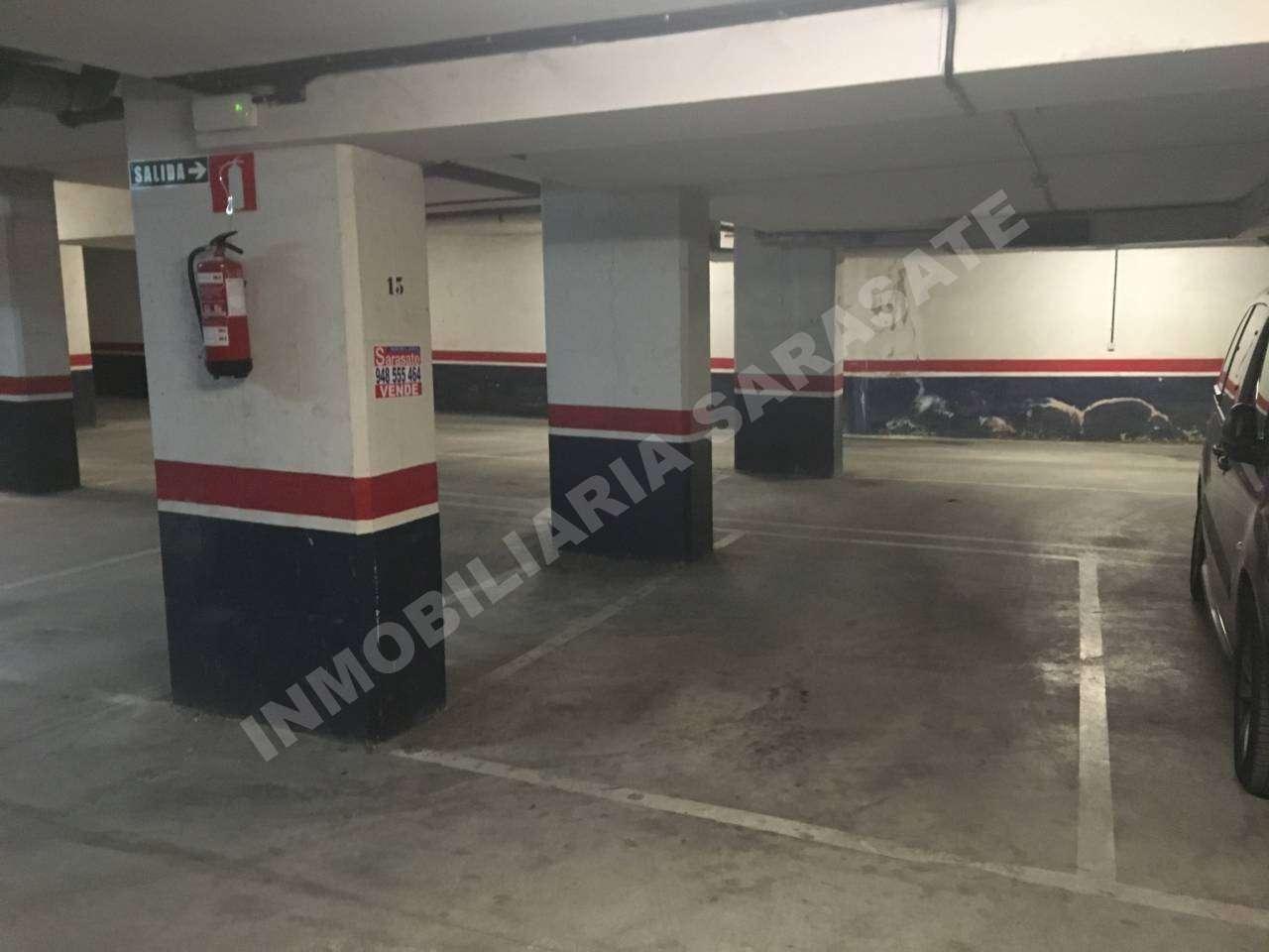 VENTA DE PARKING EN CALLE LOS HERREROS, ESTELLA-LIZARRA | REF. (003412)