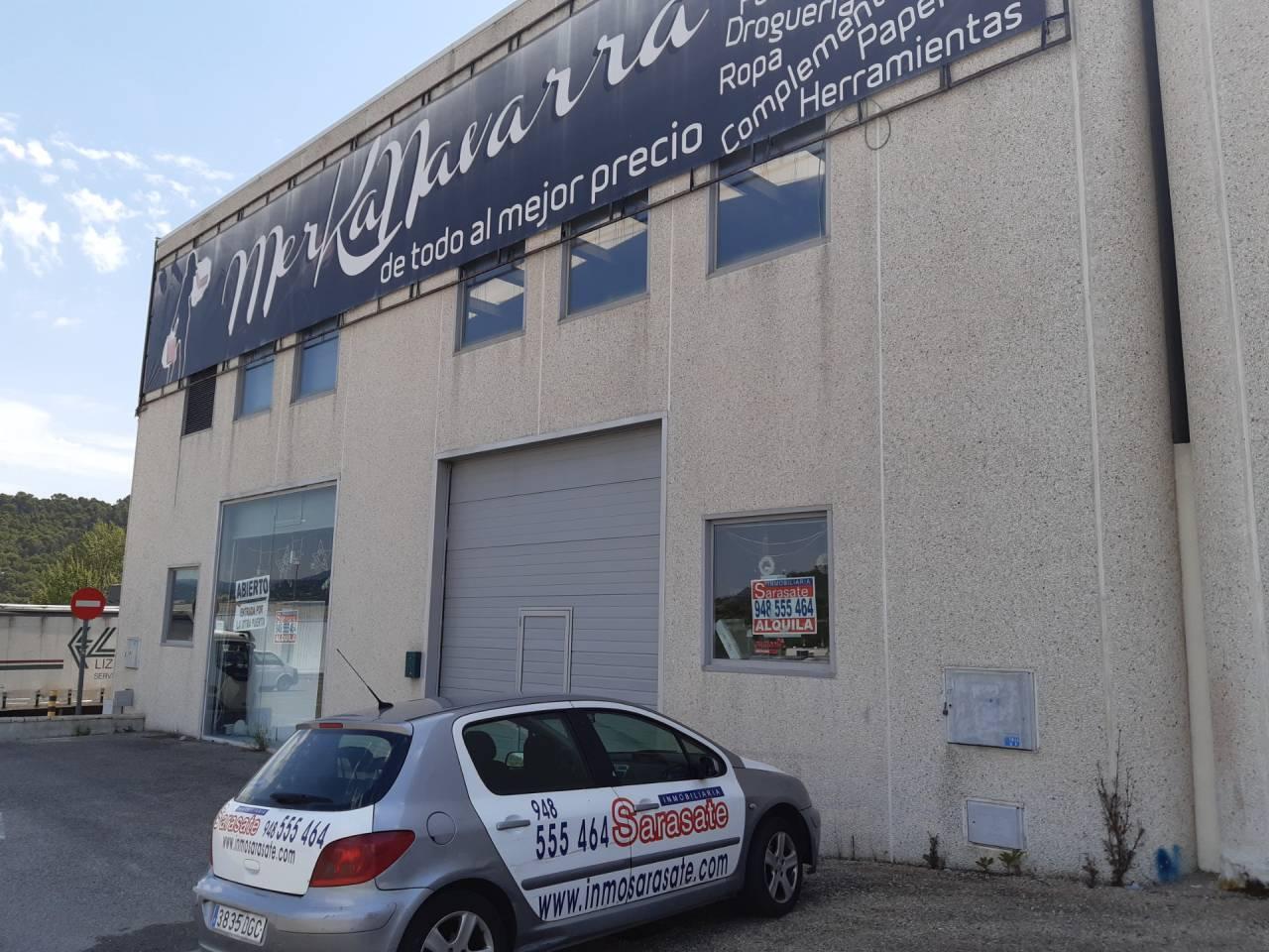 ALQUILER DE NAVE COMERCIAL EN ESTELLA-LIZARRA, ESTELLA-LIZARRA | REF. (004251)