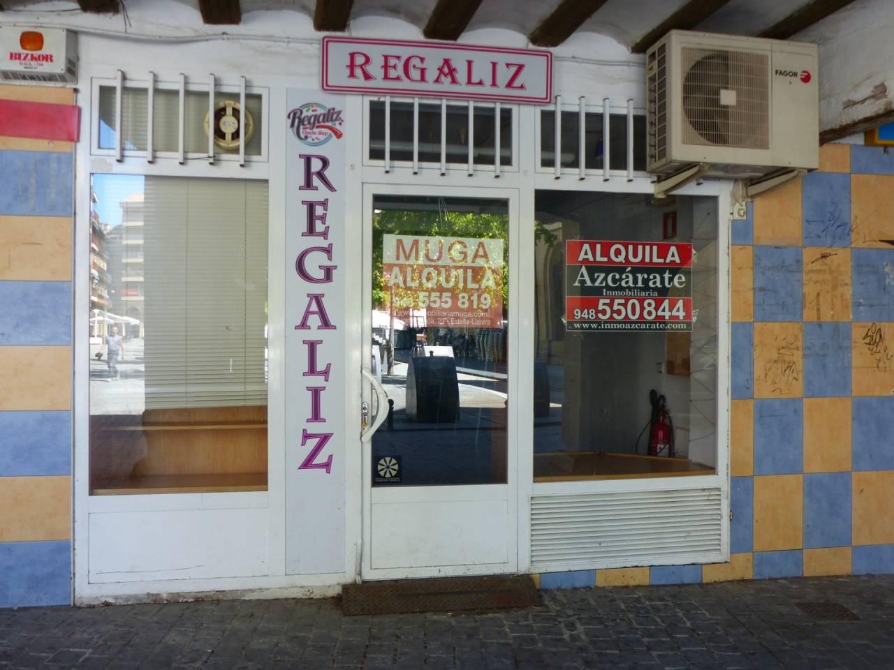 ALQUILER DE LOCAL EN ESTELLA-LIZARRA, ESTELLA-LIZARRA | REF. (004217)