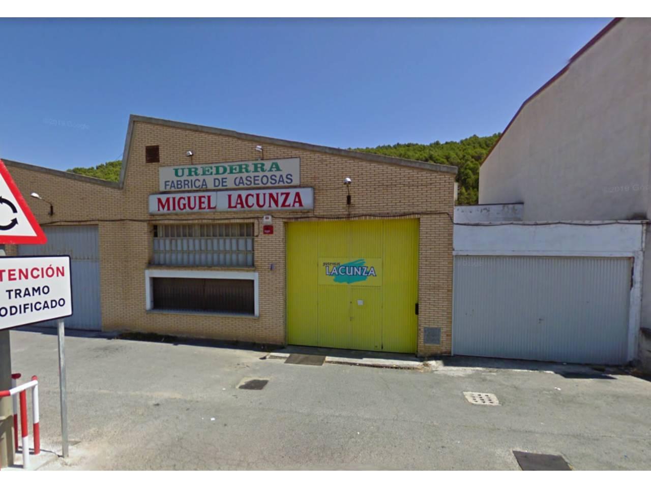 ALQUILER DE NAVE COMERCIAL EN ESTELLA-LIZARRA, ESTELLA-LIZARRA | REF. (004287)